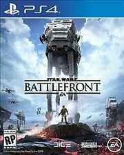 Star Wars: Battlefront (Sony PlayStation 4, 2015) to download