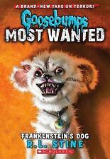 Goosebumps Most Wanted Ser.: Frankenstein's Dog 4 by R. L. Stine (2013,...