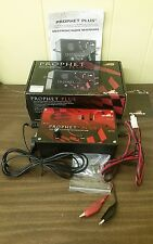 PROPHET PLUS AC/DC 4-7 CELL PEAK CHARGER Ni-Cd/Ni-MH RECEIVER PACK USED ONCE