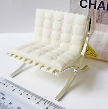 Japan REAC 1/12 Miniatures Doll Designer Interior Collection  CP01LT-02 Chair