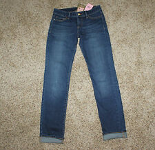 JUICY COUTURE GIRLS SKINNY JEANS SIZE 14 NEW