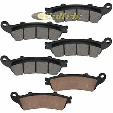FRONT & REAR BRAKE PADS Fits HONDA VTX1800R Cast Model 1800 2002-2008