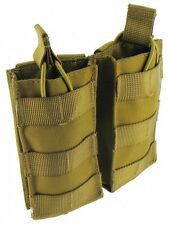 Highlander Pro-Force Double Quick Release Mag Pouch Coyote Tan Military tan