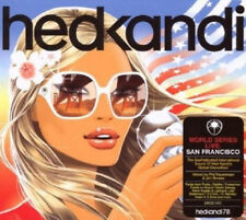 HED KANDI = world series San Francisco = Fedde/Rincon/ATFC..=2CD= groovesDELUXE!