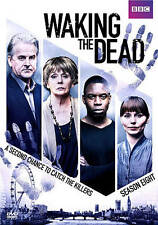 Waking The Dead - The Complete Season Eight - DVD - BBC Video 2 Disc Set
