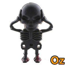 Skull USB Stick, 16GB 3D Skeleton Quality USB Flash Drives WeirdLand