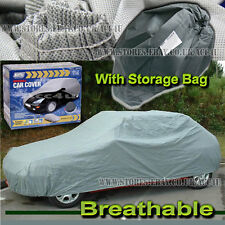 Maypole MP9881 XL Breathable Water Resistant Fabric Car Full Cover UpTo 16ft