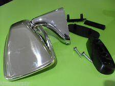 CLASSIC AUSTIN MINI STAINLESS STEEL DOOR / WING MIRROR RIGHT HAND, KITCAR