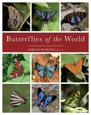 NEW Butterflies of the World by Adrian Hoskins Hardcover Book (English) Free Shi