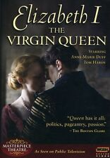 Masterpiece Theatre: Elizabeth I - The Virgin Queen (2006, DVD NEUF)2 DISC SET