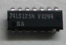 SN74LS125N 74LS125 N TEXAS INSTRUMENTS TTL Logic 1pcs Integrated Circuit