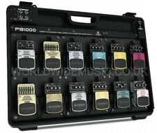 Behringer PB1000 Effects Pedal PedalBoard / Floor Board - for Behringer pedals