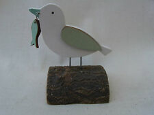 Bird With Fish  Catch Of the Day Nautical Nature Decoration FREE POST NEW