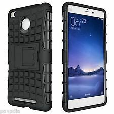 Defender Hard Hybrid Stand Back Case Cover For Xiaomi Redmi 3s / 3s Prime
