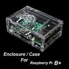 Premium Clear Acrylic Case / Box / Enclosure For Raspberry Pi 3 / Pi 2 / Pi 1 B+