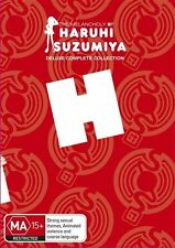 The Melancholy Of Haruhi Suzumiya (DVD, 2013, 12-Disc Set)