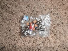 KURT ANGLE wwe KEYCHAIN factory sealed BRAND NEW wrestling SHIP WORLDWIDE