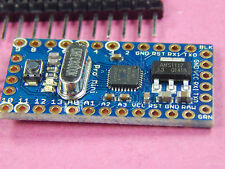 Atmega Pro Mini 3.3V 8Mhz Perfect for use with 3.3V sensors such as the ESP8266