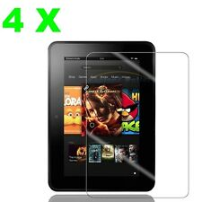 4X Clear Screen Protector Film Cover Guard Amazon Kindle Fire HD 8.9 inch+KIT