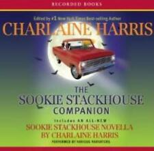 The Sookie Stackhouse Companion Unabridged Charlaine Harris AUDIO BOOK CD novel