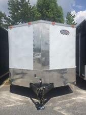 8.5x20 Ft Enclosed Cargo Trailer *5 Year Warranty*