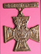 Large Scale VICTORIA CROSS Medal VC Model
