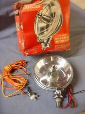 NEW LUCAS BOXED JAGUAR XK120 150 MG T SERIES  SLR576 SPOT LAMP DRIVING LAMP