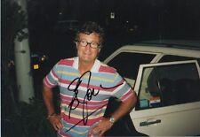 Eddie Jordan Autogramm 20x30 cm Bild