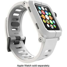 LUNATIK EPIK Polycarbonate Case and Silicone Band White Apple Watch  EPIK-003