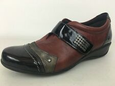 REMONTE DORNDORF Slip On Leather Loafers Womens Shoe Size EUR 40 US 9
