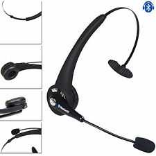 Bluetooth Headset Wireless Headphone with Mic For PS3 & Cell Phone & PC USA