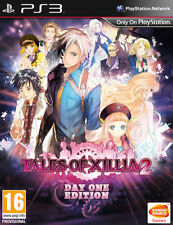 Tales Of Xillia 2 Day One Steelbook Edition PS3 * NEW SEALED PAL *