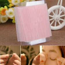 100PCS Invisible Double Side Adhesive Fiber Eyelid Stickers Technical Eye Tapes