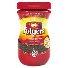 Folgers Instant Coffee Crystals - 80013