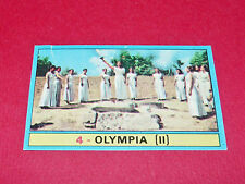 N°4 PANINI OLYMPIA 1896 - 1972 JEUX OLYMPIQUES OLYMPIC GAMES