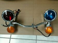 OEM Harley Touring Passing Fog Auxiliary Spot Lamps Lights & Turn Signals polic