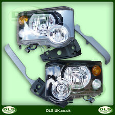 LAND ROVER DISCOVERY 2 - LHD Late Type Headlamp Conversion