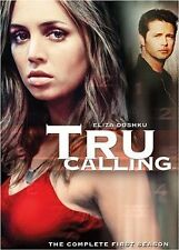 Brand New DVD Tru Calling: The Complete First Season (2003) Eliza Dushku,