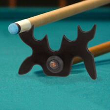 Moose Head Pool Billiard Snooker Cue Stick Rest Bridge 9 Slip-On Spider Bat
