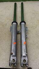 1972 honda xl250 enduro H1296~ forks front suspension
