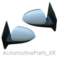 OEM LED Repeater Auto Folding Side Mirror LH / RH Set for Chevrolet 2014+ Cruze