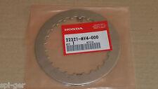 """99-12 TRX-400 Quad Honda New Genuine Steel Clutch """"A"""" Plate P/No. 22321-MV4-000"""