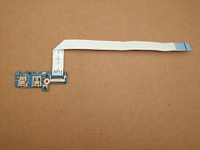 HP ProBook 450 & 455 Media Function Button Board And Ribbon Cable