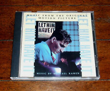 CD: Let Him Have It /Original Soundtrack 90s Michael Kamen Ray Charles Stan Getz