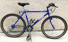 "1989 Trek 950 Vintage Mountain Bike True Temper Steel 18"" Matrix Single Track"