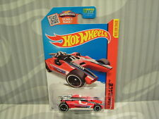 2015 HOTWHEELS ''HW RACE'' #182 = HONDA RACER = RED  us