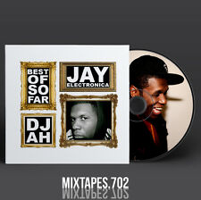 Jay Electronica - Best Of So Far Double Disc Mixtape (Artwork CD/Front/Back)