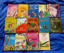 Roald Dahl / lot de 10 livres
