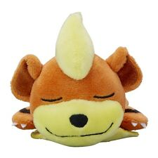 NEW Pokemon Growlithe Kuttari Plush Dol night version From Japan Pokemon Center