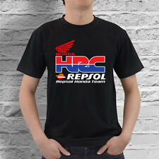 HONDA RACING HRC REPSOL t-shirt cbr wing crf 1000 600 Cool t shirt S-2XL
